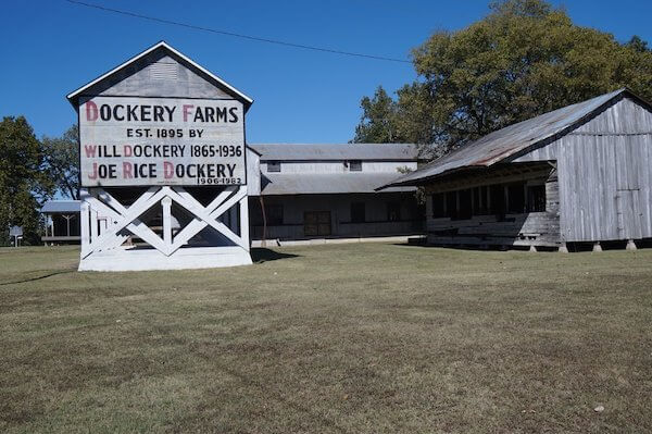 Dockery Farms as seen on Delta Bohemian Tour. Photo by Andrea Vlonk
