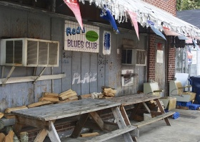 Red's Blues Club in Clarksdale