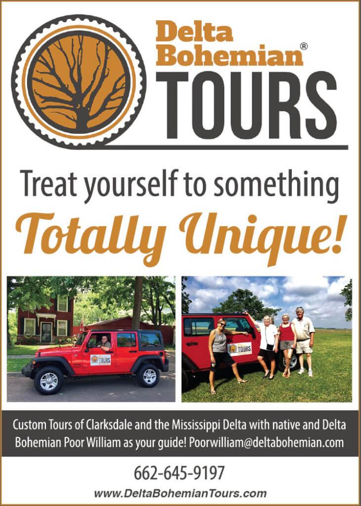 Delta Bohemian Tours