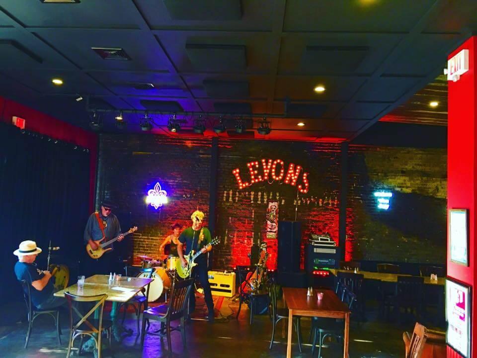Levon's in Clarksdale, Mississippi Live Music Venue