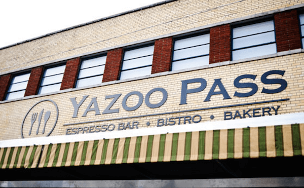 Yazoo Pass in Clarksdale