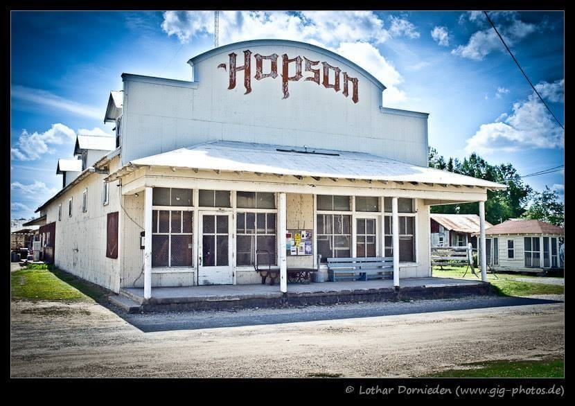 Hopson Commissary
