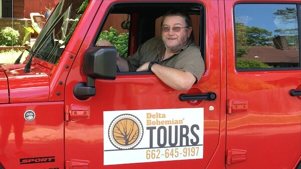 Delta Bohemian Tours Love Jeep