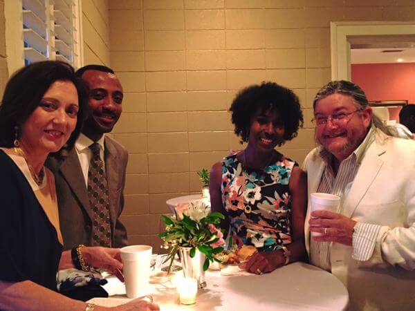 Magical Madge, Mark Webb, Kandis Webb, Poor William at Clarksdale Country Club