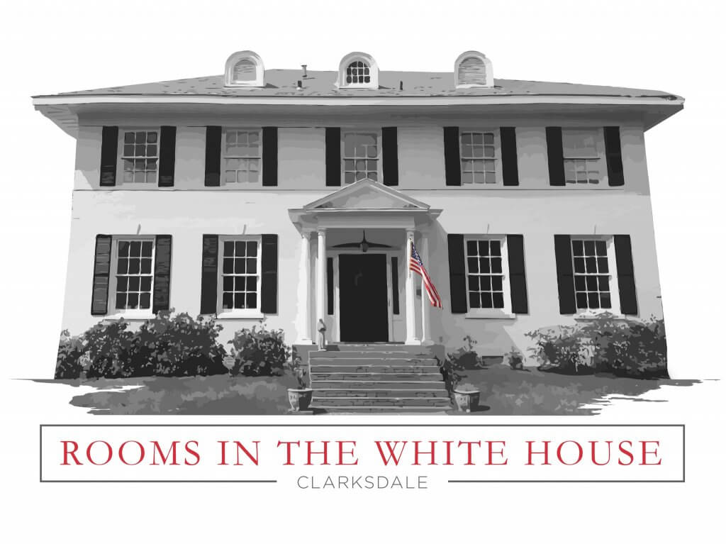 THE WHITE HOUSE in Clarksdale. DEEP BLUES FESTIVAL place to stay.