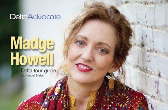 Delta Business Journal Delta Advocate Madge Howell. Photo by Daniel Vassel