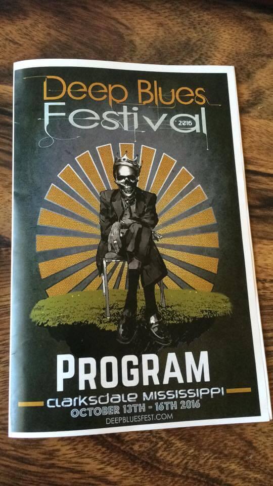 Deep Blues Fest in Clarksdale. MISSISSIPPI DELTA MUSIC CITY