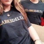 Clarksdelta T-shirts