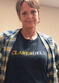 CLARKSDELTA T-shirt