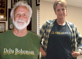 DELTA BOHEMIAN CLARKSDELTA T-SHIRTS FOR SALE