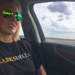 Magical Madge in Clarksdelta T-shirts