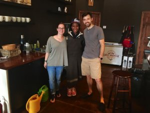 Meraki Roasting Company in Clarksdale and Meraki Job Training Program in Clarksdale