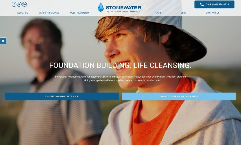 Senator Roger Wicker to speak at Stonewater Adolescent Recover Center
