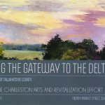 Delta Plein Air Artists Unite in Charleston, Mississippi for Paint the Gateway to the Delta