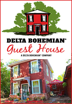 DELTA BOHEMIAN GUEST HOUSE Top 10 Things to do in Clarksdale