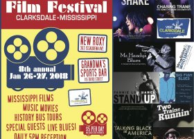 Clarksdale Film and Music Festival 2018