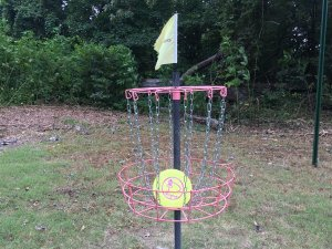 Clarksdale Disc Golf Course