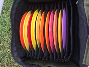 Chilly's bag of discs