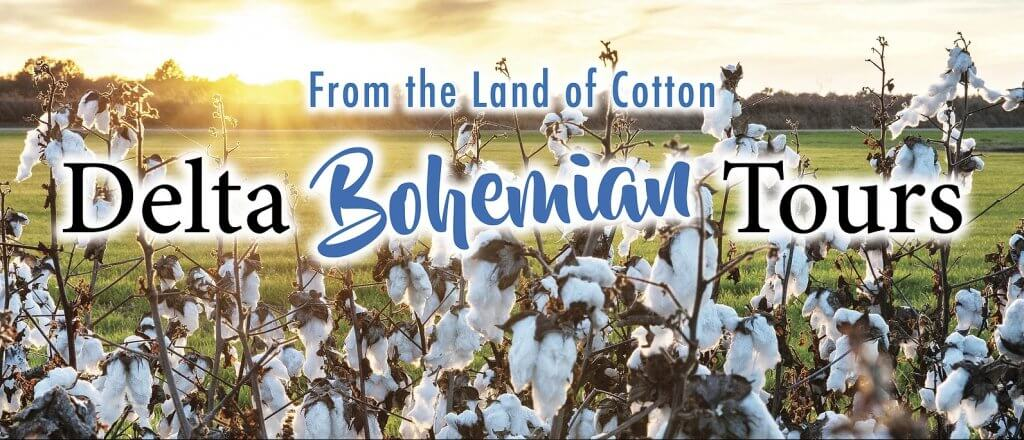 Legends Magazine article titled Delta Bohemian Tours, From the Land of Cotton