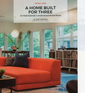Oxford Magazine A Home Built For Three