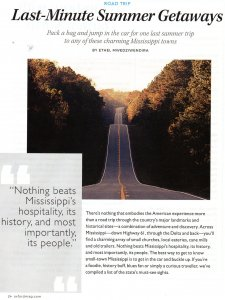 Oxford Magazine Last-Minute Summer Getaways
