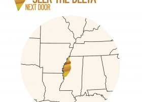 SEEK THE DELTA RIGHT NEXT DOOR