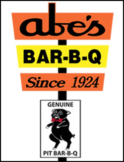 Abe's Bar-B-Q sponsor of musician Caleb Elliott home concert series