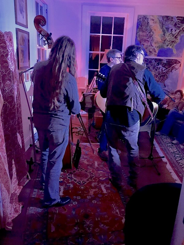 Home Concert with The Wineskins at the Clarksdale White House