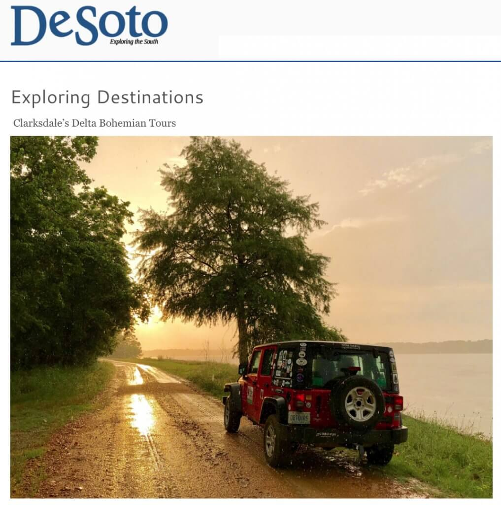 DeSoto Magazine Exploring Destinations