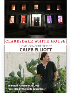Caleb Elliott Home Concert