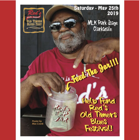 Red's Old Timers Blues Festival