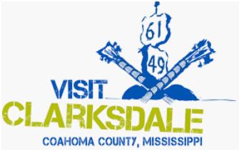 visit clarksdale logo