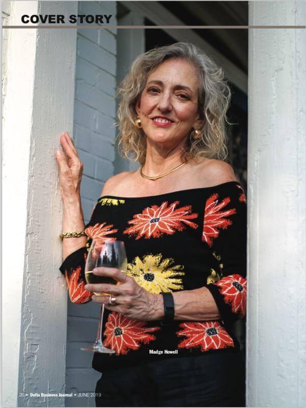 DBJ profiles seven Delta women in business - Madge Howell