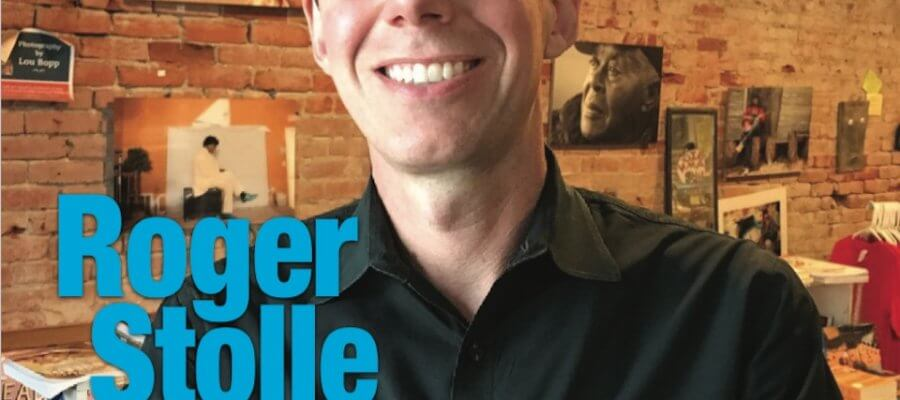 Delta Business Journal Cover Roger Stolle All Things Clarksdale and the Blues