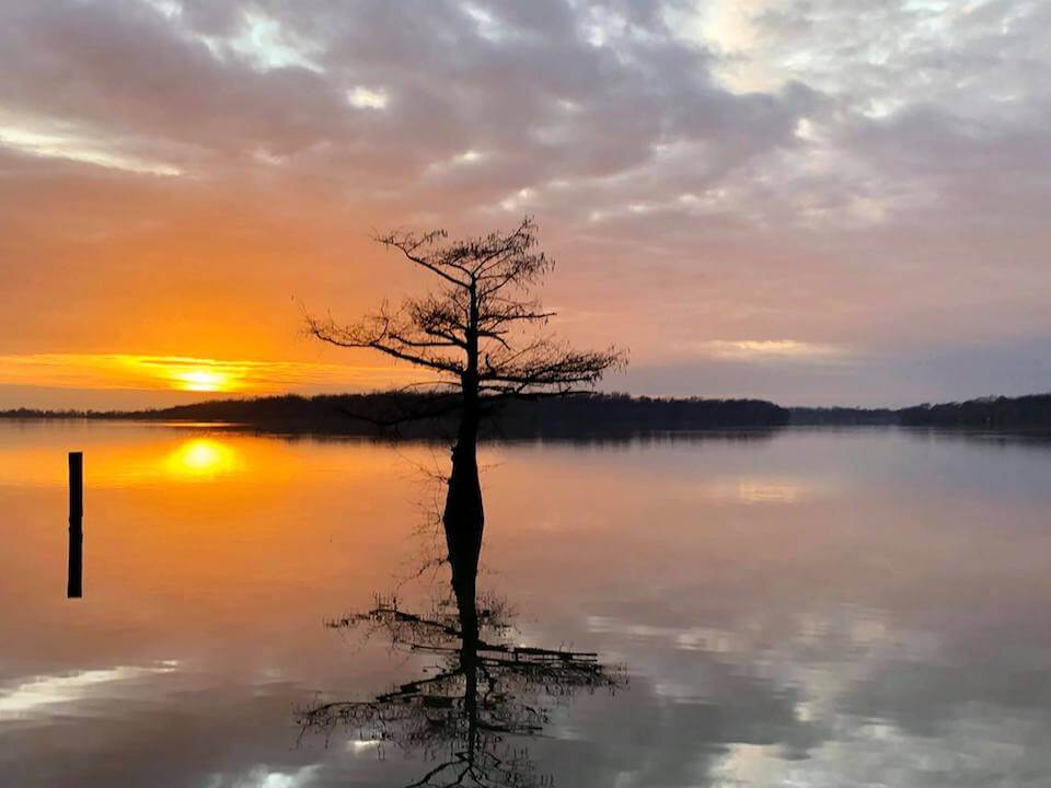 Confronting Demons and Dealing with Addiction. Photo of Moon Lake by Chilly Billy Howell