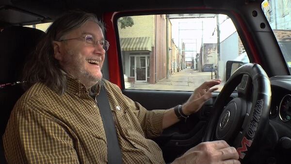 Chilly Billy Howell of Delta Bohemian Tours on Mississippi Roads Back to the Blues