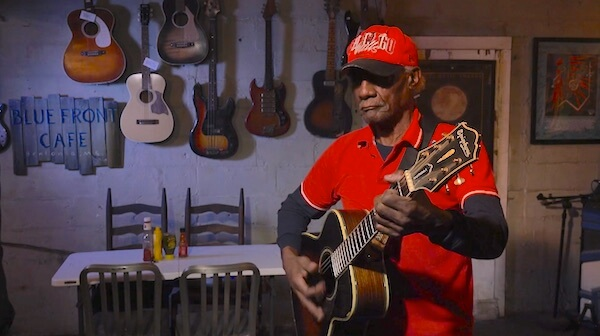 Jimmy Duck Holmes on Mississippi Roads Back to the Blues