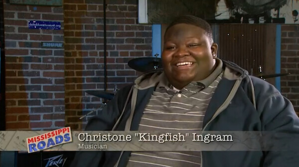 Christone Kingfish Ingram on Mississippi Roads Back to the Blues