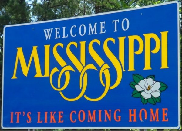 Mississippi - It's Like Coming Home