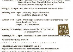 Virtual Sounds Around Town in Clarksdale